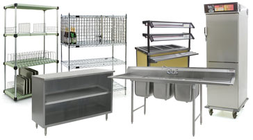 Eagle Foodservice Equipment Division - Eagle group steam table